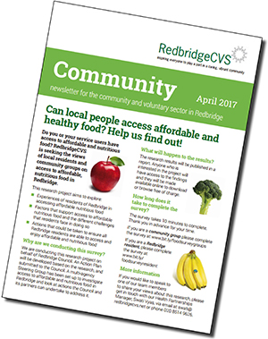 Community front cover