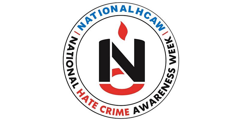 Hate Crime Awareness Week Logo