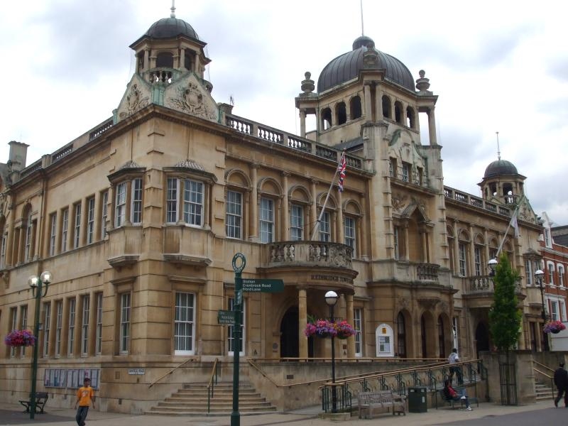 Picture of the Town Hall in Ilford
