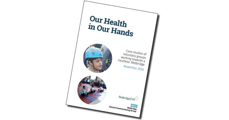 Cover of Our Health in Our Hands