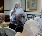 Training session at a community group