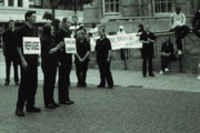 RAMFEL protest