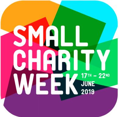 Small Charities Week logo