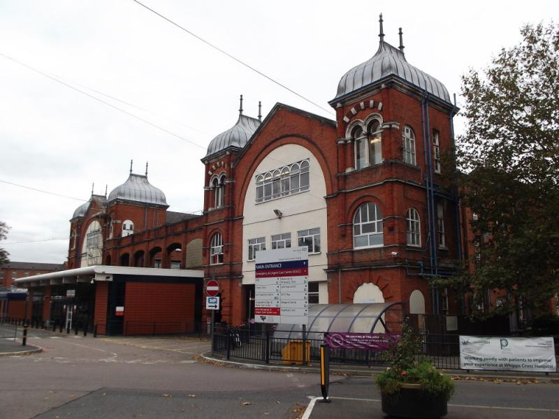 Picture of Whipps Cross Hospitals Building