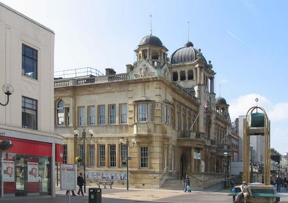 Redbridge Town Hall