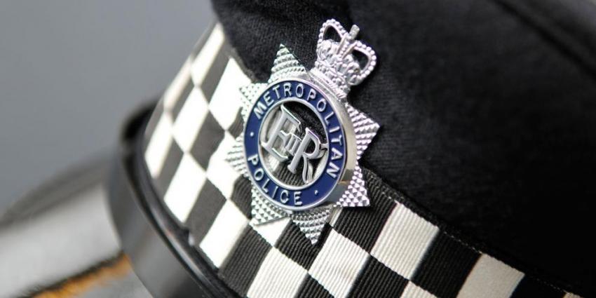 Met Police badge