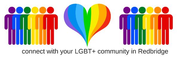 Rainbow Redbridge Community logo