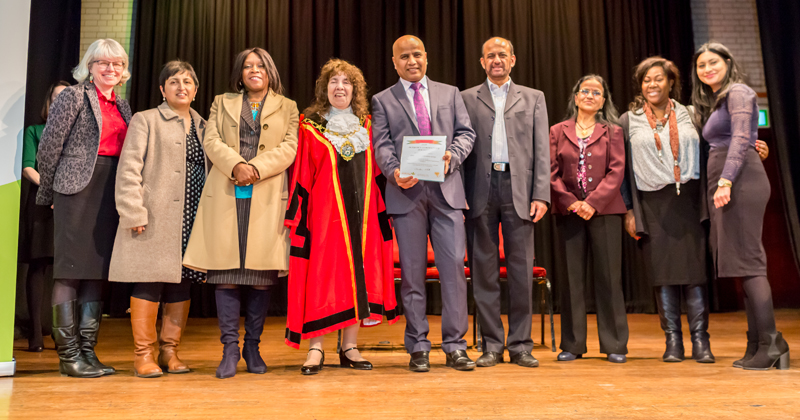 Mayor;s Communti Awards 2016